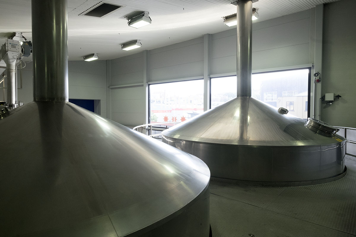Speights Brewery, modern facilities
